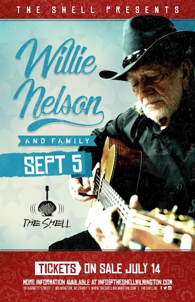 Shell Willie Nelson