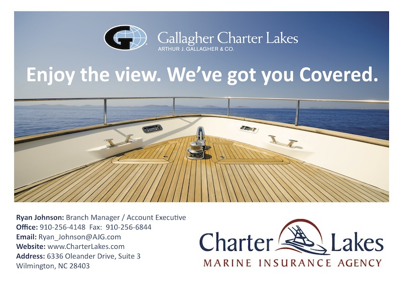Charter Lakes Banner Ad